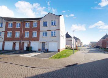 Thumbnail 4 bed town house for sale in Mayflower Road, Oakley Park, Swindon