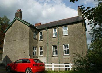 Thumbnail 4 bed end terrace house for sale in Bridge Street, Llandysul
