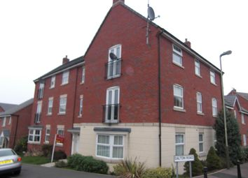 Thumbnail 2 bed flat for sale in Shipton Road, Hamilton, Leicester