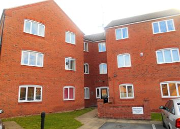Thumbnail 3 bed flat to rent in Hobby Way, Cannock