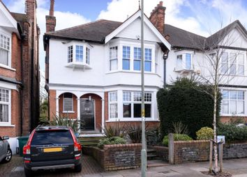 Thumbnail 5 bed semi-detached house for sale in Clifton Avenue, Finchley