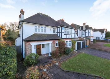 Thumbnail 4 bed detached house for sale in Fitzjames Avenue, Croydon
