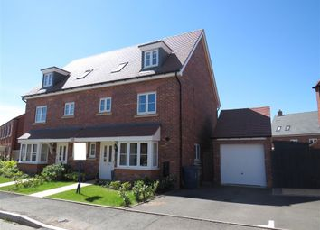 Thumbnail 4 bed property to rent in Holden Park, Stafford