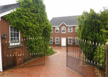 Thumbnail 6 bed detached house for sale in Old Hall Close, Bury