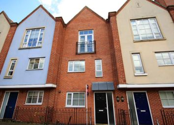 Thumbnail 3 bed town house to rent in Turret Lane, Ipswichh, Suffolk