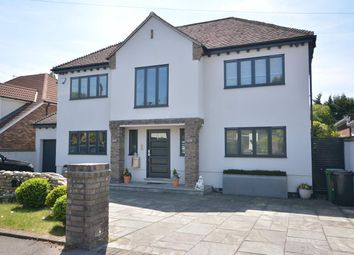 Thumbnail 5 bed detached house for sale in Ayloffs Walk, Emerson Park, Hornchurch