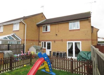 Thumbnail 3 bed end terrace house for sale in Cardinal Hinsley Close, Newark