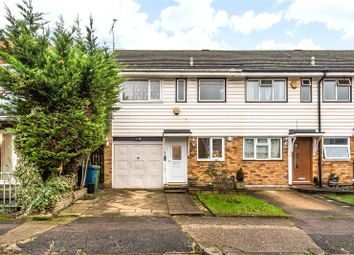 Thumbnail 4 bed end terrace house for sale in Victor Road, Harrow, Middlesex