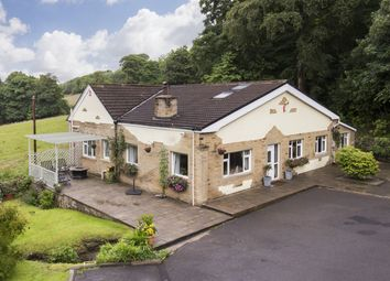 Thumbnail 7 bed detached house for sale in Hainworth Wood Road, Keighley, West Yorkshire