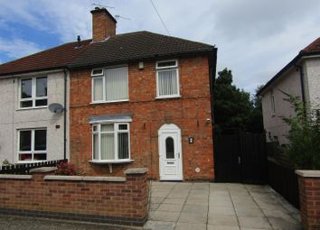 Thumbnail 3 bed semi-detached house for sale in Elmwood Row, Leicester