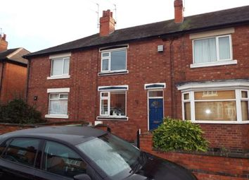 Thumbnail 2 bed terraced house for sale in Grenville Road, Beeston Rylands, Nottingham