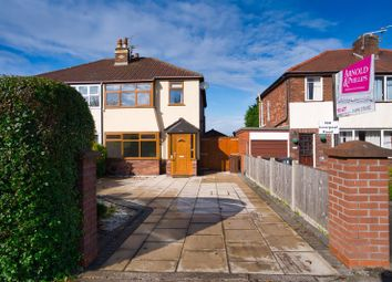 Thumbnail 3 bed semi-detached house to rent in Liverpool Road, Aughton, Ormskirk