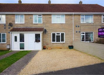 Thumbnail 3 bed terraced house for sale in Bishops Walk, Ilchester