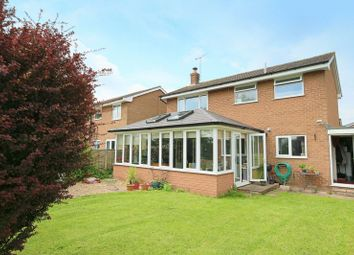 Thumbnail 3 bed detached house for sale in Hellath Wen, Nantwich