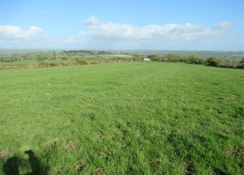 Thumbnail Land for sale in 13.25 Acre Adjacent To Crigiau, Pentregalar, Crymych, Pembrokeshire