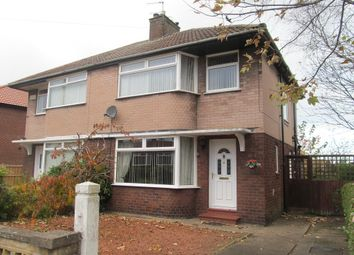 Thumbnail 3 bed semi-detached house to rent in Knowe Park, Avenue, Carlisle