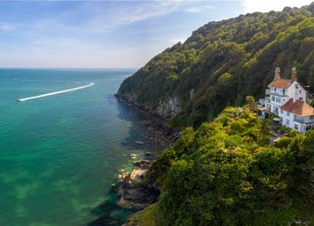 Thumbnail 5 bed semi-detached house for sale in Sharpitor, Salcombe, Devon
