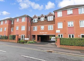Thumbnail 1 bed flat for sale in Bursledon Road, Hedge End, Southampton