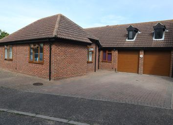 Thumbnail 4 bed detached bungalow for sale in Hankin Avenue, Dovercourt, Harwich