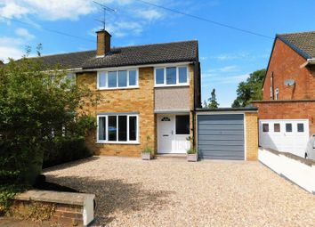 Thumbnail 3 bed semi-detached house for sale in St. Ives Close, Weeping Cross, Stafford