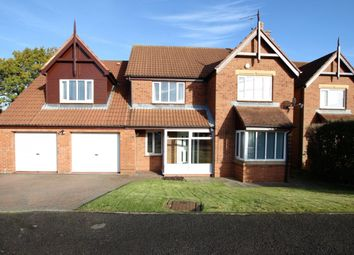 Thumbnail 5 bed detached house for sale in Middridge Road, Langley Park, Durham