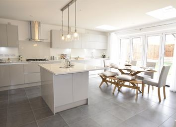Thumbnail 4 bedroom detached house for sale in The Cheddar Show Home, The Chestnuts, Winscombe, Somerset