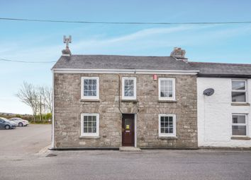 Thumbnail 4 bed end terrace house for sale in Church Street, St. Day, Redruth