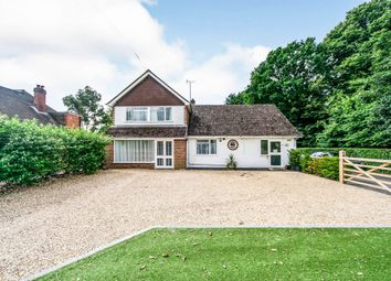 Thumbnail 5 bed detached house for sale in The Village, Finchampstead, Wokingham