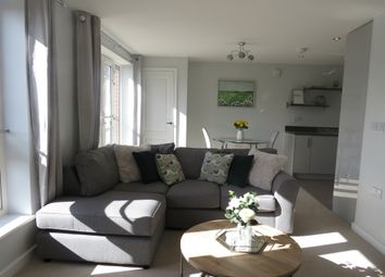 Thumbnail 2 bed flat for sale in The Coach Road, Basingstoke