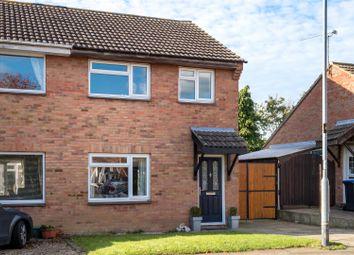 Thumbnail 3 bed semi-detached house for sale in Rushey Close, Barlestone, Nuneaton