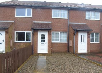 Thumbnail 2 bedroom terraced house for sale in Manor View, Newbiggin-By-The-Sea