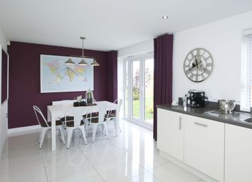 "Thumbnail 3 bedroom detached house for sale in ""Colchester"" at Wheatley Close, Banbury"