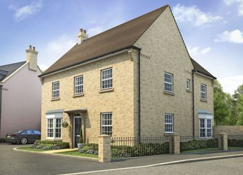 """Thumbnail 4 bed detached house for sale in """"Avondale"""" at Great Denham, Bedford"""