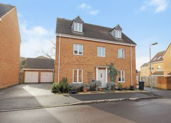 Thumbnail 5 bed detached house for sale in Bashkir Road, Westbury