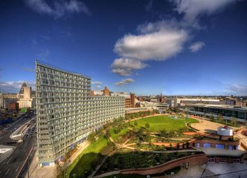 Thumbnail 2 bed flat for sale in One Park West, Liverpool