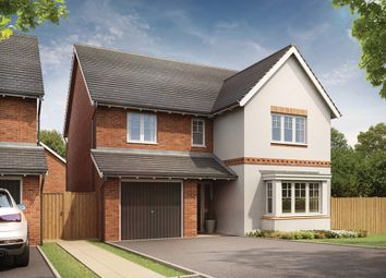 "Thumbnail 4 bed property for sale in ""The Avon"" at St. James Close, Bartestree, Hereford"