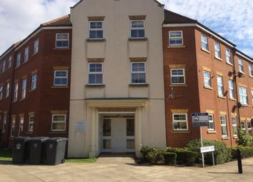 Thumbnail 1 bed flat to rent in Larchmont Road, Leicester