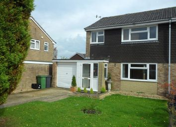 Thumbnail 3 bed semi-detached house to rent in Osprey Road, Basingstoke