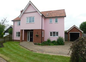 Thumbnail 5 bed detached house for sale in Tudor Court, Westhorpe, Stowmarket