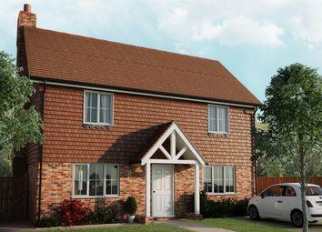 Thumbnail 4 bed detached house for sale in High Halden, Ashford