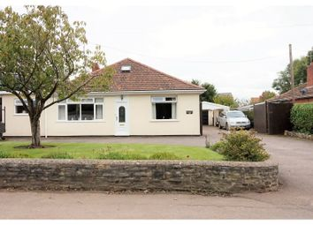 Thumbnail 4 bed detached bungalow for sale in Bridgwater Road, Taunton