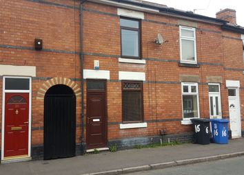 Thumbnail 2 bed property to rent in Stockbrook Road, Derby