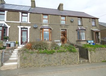 Thumbnail 3 bed terraced house for sale in Moriah Terrace, Llithfaen, Pwllheli, Gwynedd