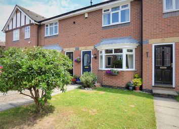 Thumbnail 2 bed terraced house for sale in Carlton Rise, Beverley, East Yorkshire
