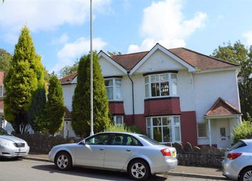 Thumbnail 3 bed semi-detached house for sale in Parc Wern Road, Sketty, Swansea