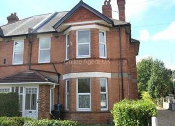 Thumbnail 2 bed flat to rent in Methuen Road, Bournemouth, Dorset.
