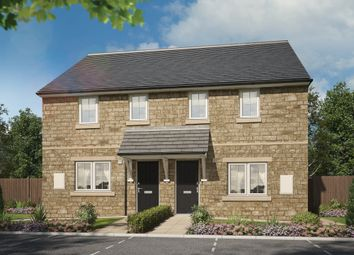 "Thumbnail 3 bed end terrace house for sale in ""Ivy"" at Manywells Crescent, Cullingworth, Bradford"