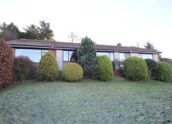 Thumbnail 4 bed bungalow for sale in Portencross Road, West Kilbride, North Ayrshire, Scotland