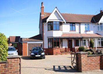 Thumbnail 4 bed semi-detached house for sale in Dunbar Road, Birkdale, Southport