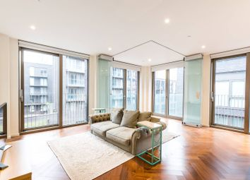 Thumbnail 2 bed flat to rent in New Union Square, Nine Elms